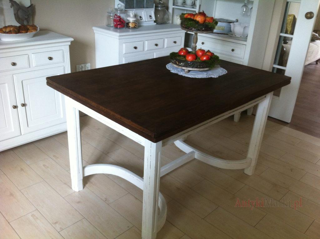 Secesyjny Stół Vintage