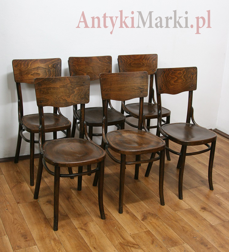 Krzesła Thonet