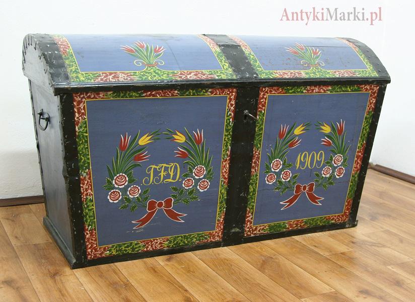 Kufer Malowany